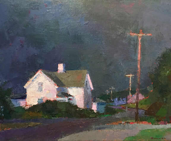 LARRY HOROWITZ      - Mayo Lighthouse