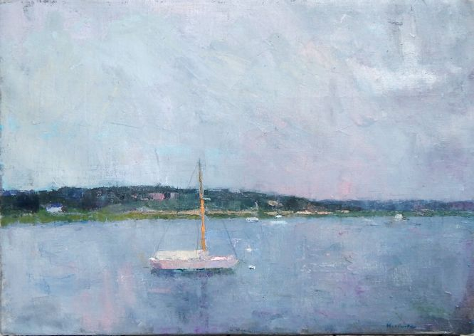 LARRY HOROWITZ      - Sailboat