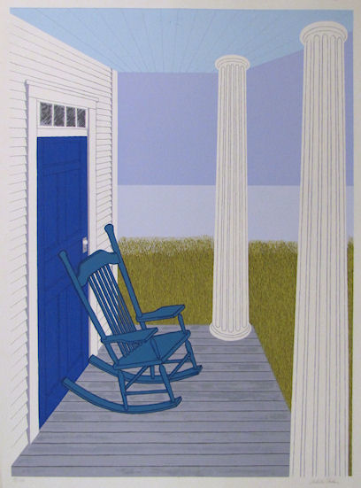 JUDITH SHAHN - Porch Rocker