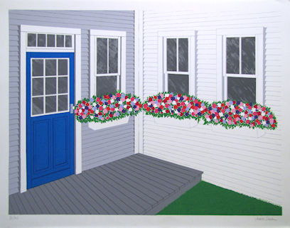 JUDITH SHAHN - Window Boxes