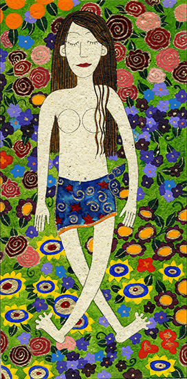 KARLA GUDEON - Flower Bed