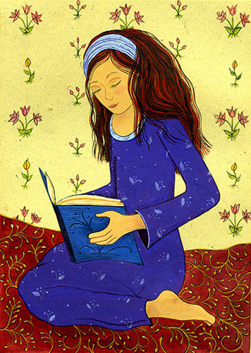 KARLA GUDEON - The Reader