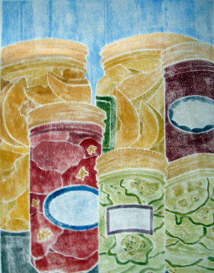 AMY MCGREGOR RADIN - Canned Goods