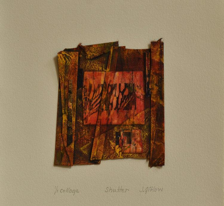 JOAN GITLOW - Shutter