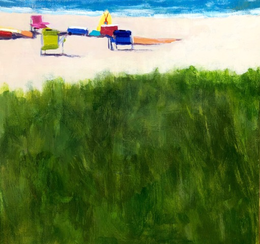 NANCY COLELLA - Private Beach