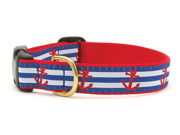 Collars - Anchors Away Dog Collar