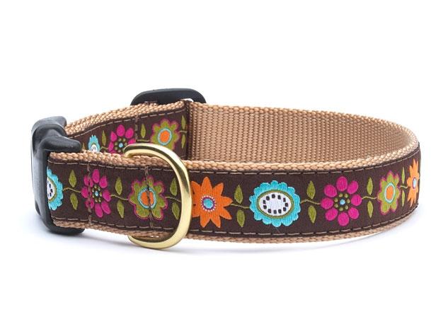 Collars - Bella Floral Dog Collar