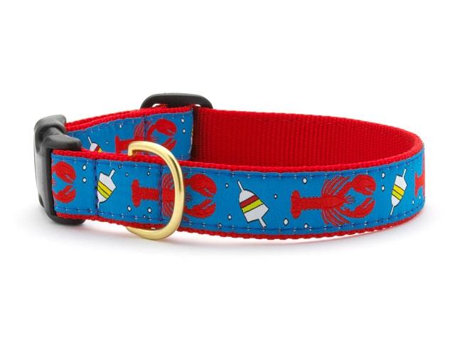 Collars - Lobster Buoy Dog Collar