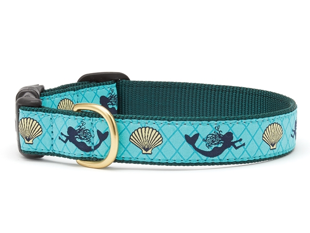 Collars - Mermaid Dog Collar