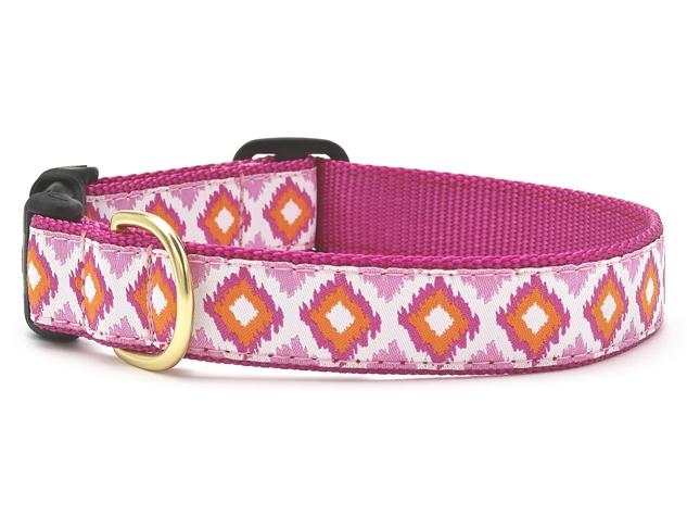 Collars - Pink Crush Dog Collar