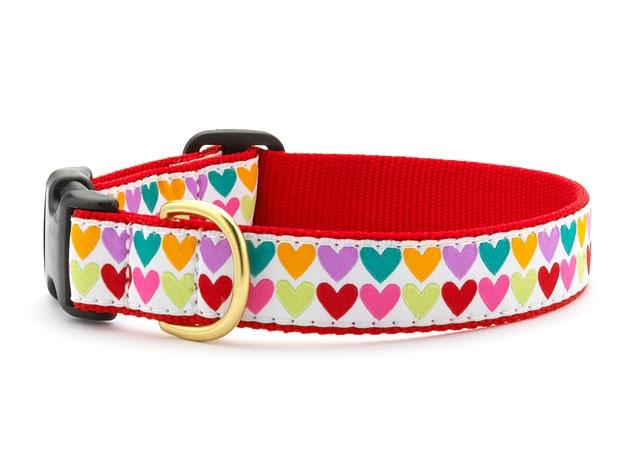 Collars - Pop Hearts Dog Collar