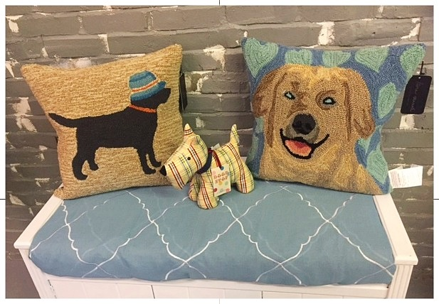 Pet Lovers Apparel! - Pillows