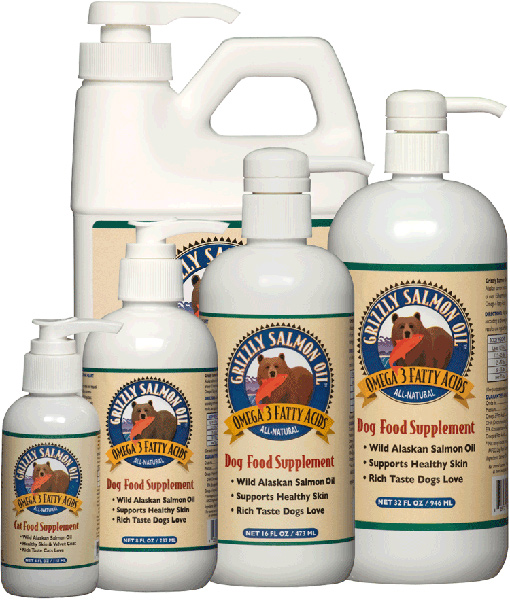 Holistic Pet Care - Grizzly Pet Products