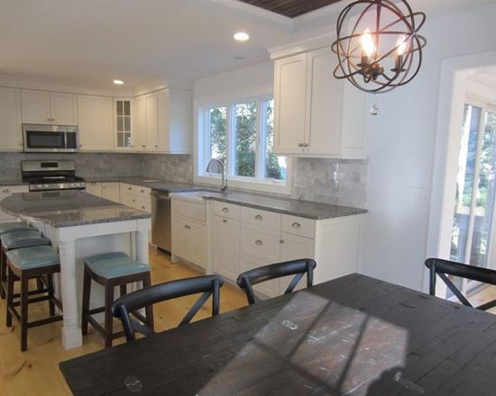 Bass River Builders and Remodeling - Custom Kitchen
