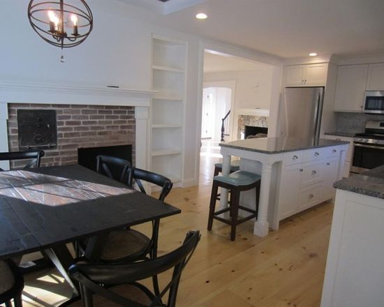 Bass River Builders and Remodeling - Kitchen and Dining