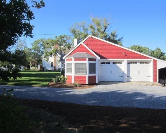 Bass River Builders and Remodeling - Carriage House Garage
