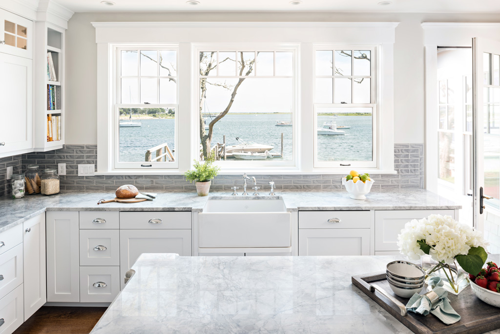 Bass River Builders and Remodeling - Cape Cod Waterfront - Kitchen