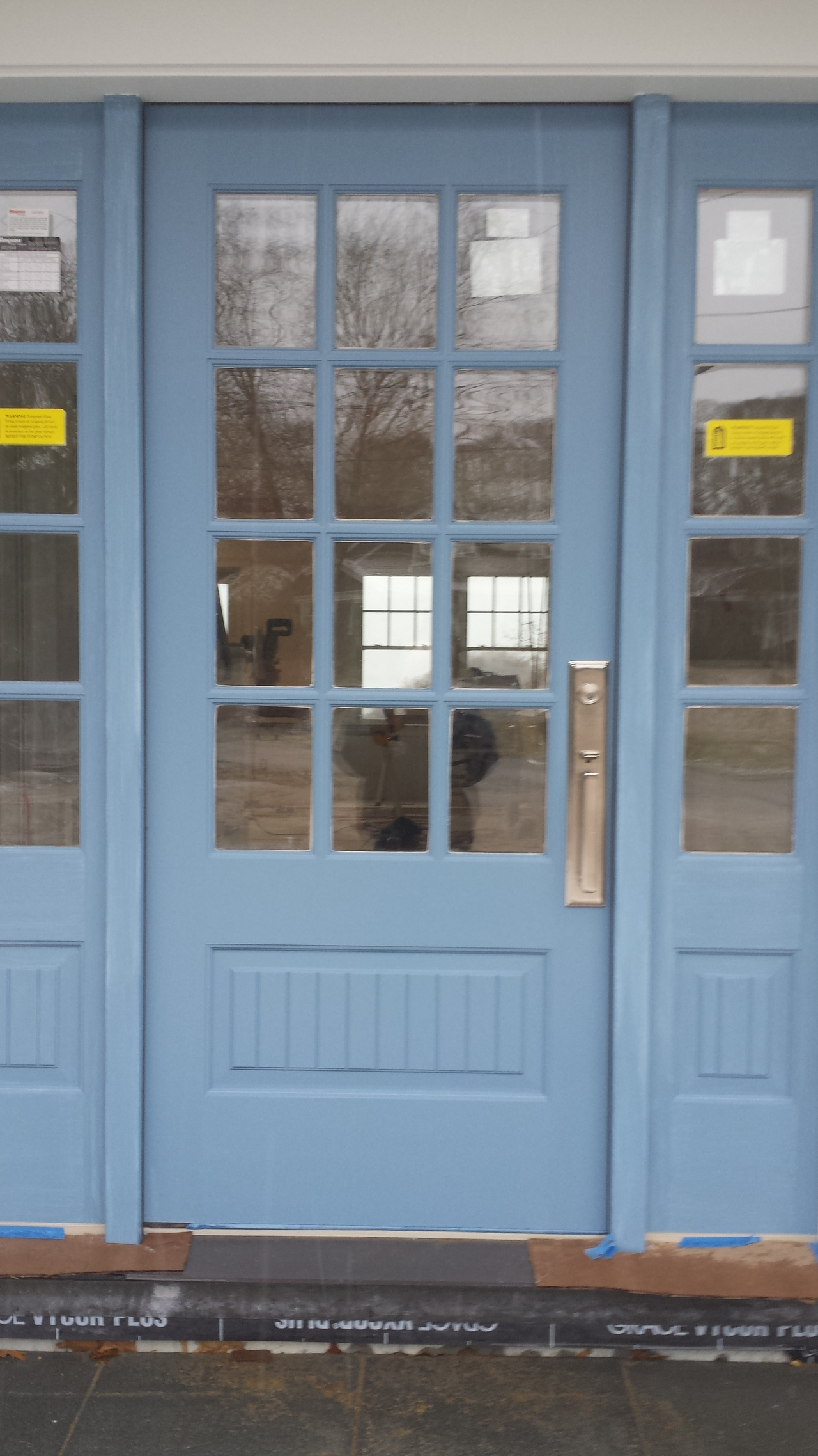 Southeastern Millwork Co., Inc. Custom-New-Doors