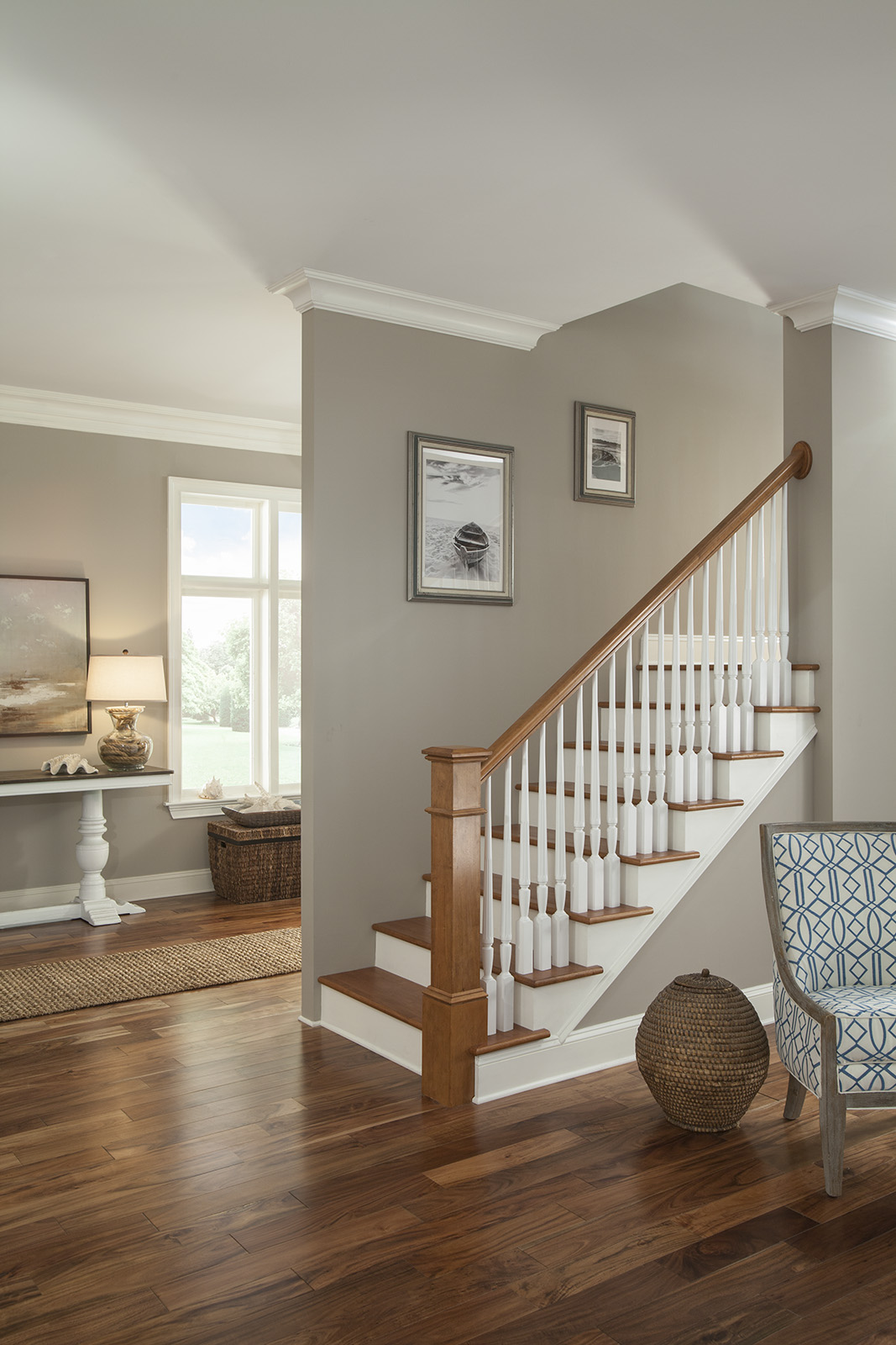 Southeastern Millwork Co., Inc. - Custom-Stairs