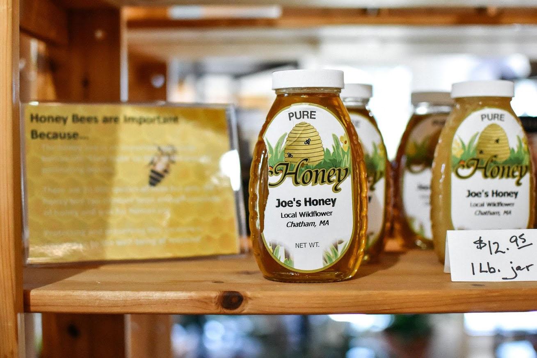 Joe's Local Cape Cod Wildflower Honey
