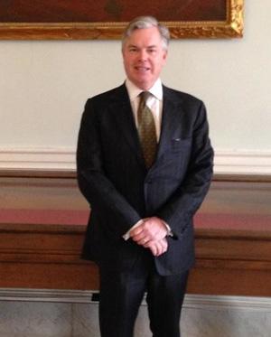 Daniel P. O'Brien,  Vice President & Attorney