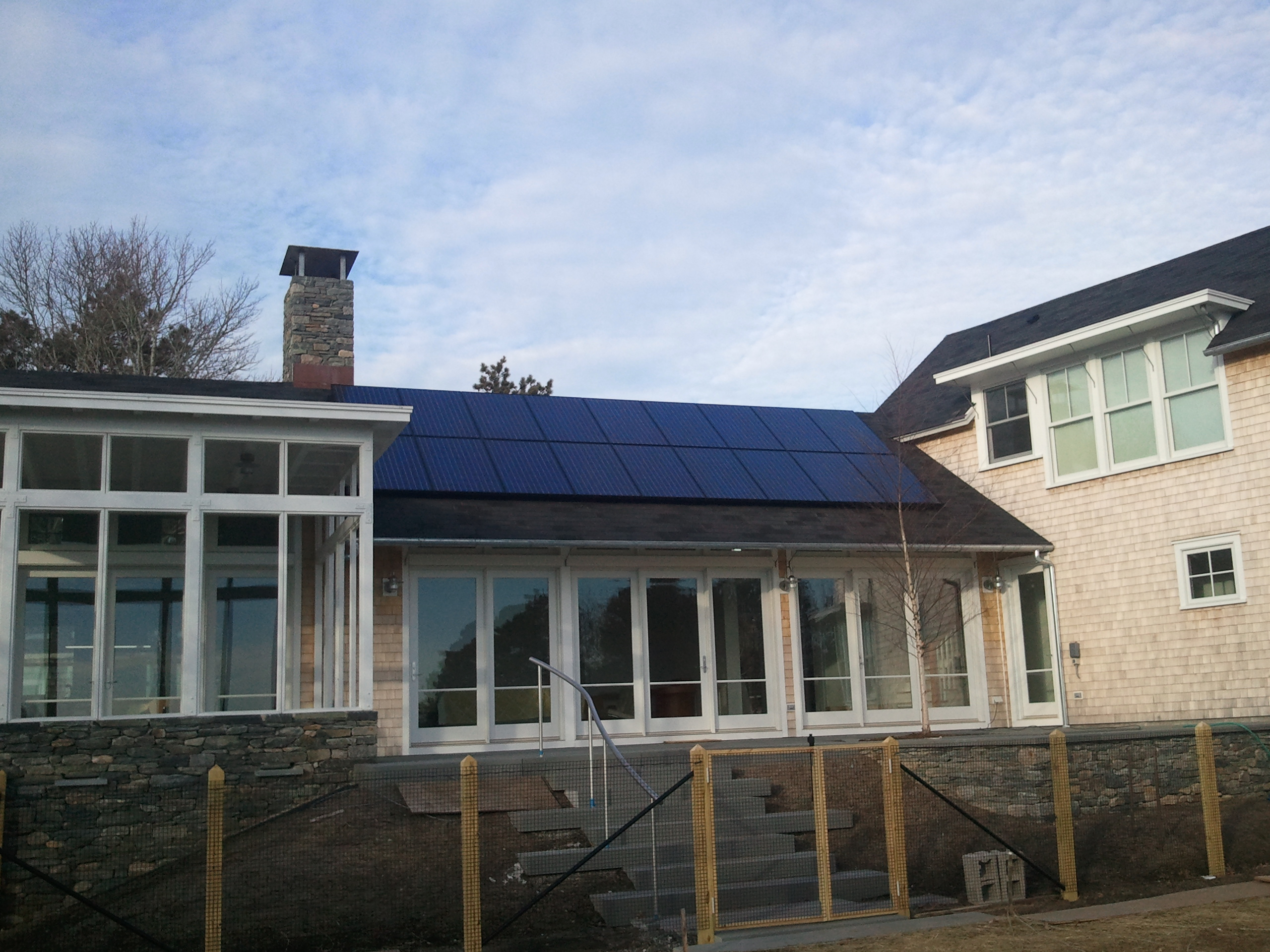 Cotuit Renewable Energy Installation