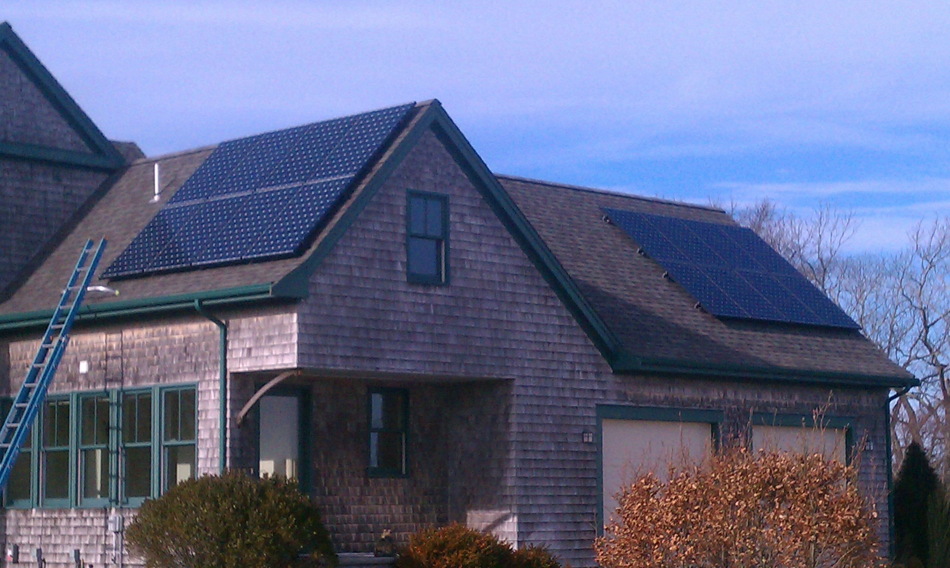 Dartmouth Solar Installation