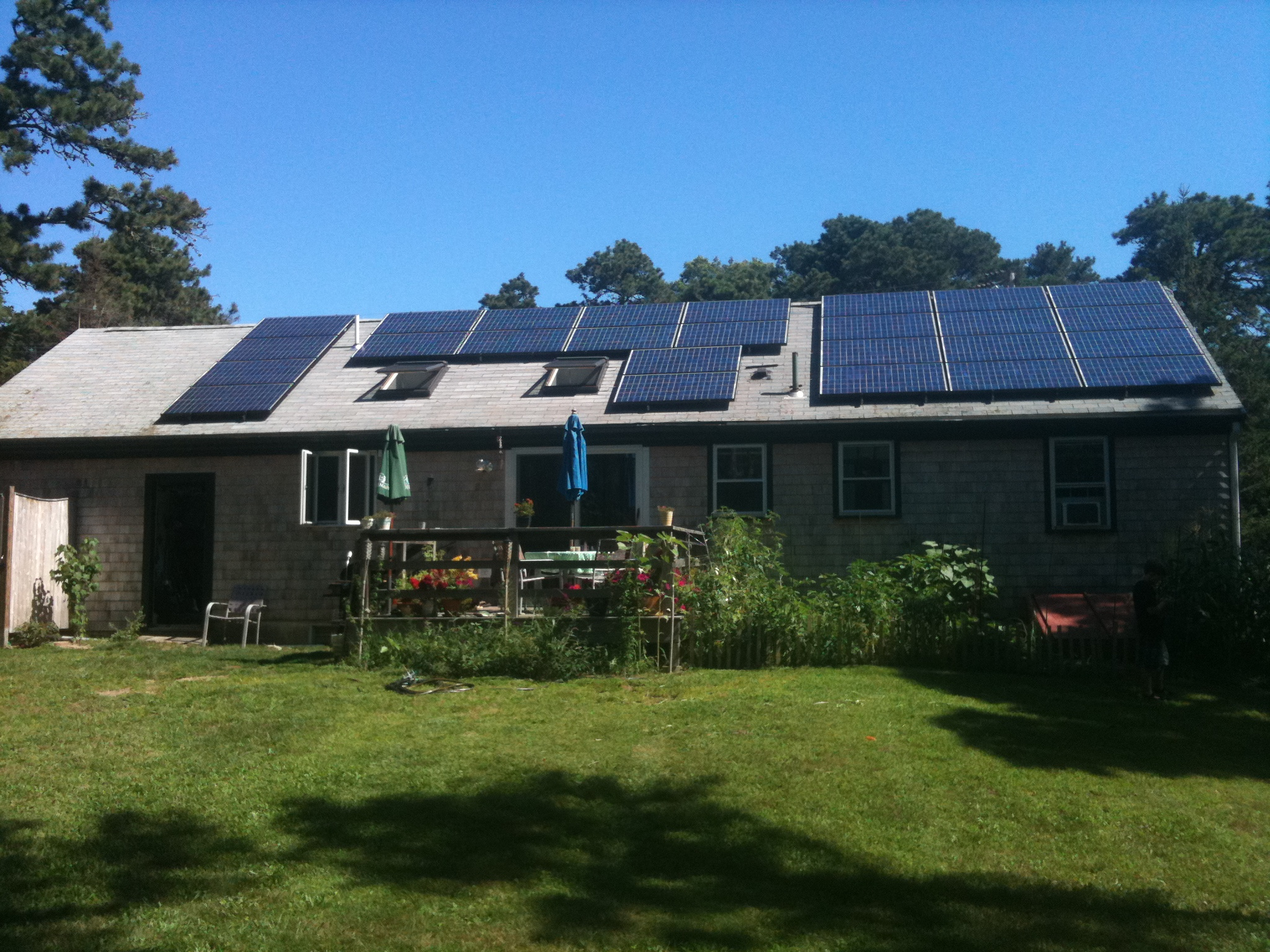 Yarmouth Commercial Solar Installation
