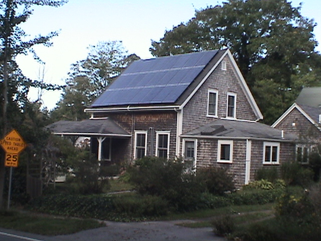 Woods Hole Renewable Energy System