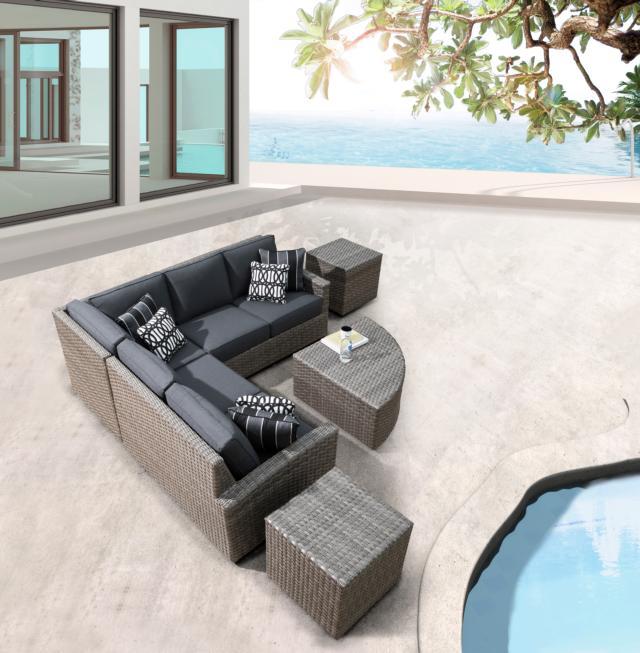 Outdoor Wicker Outdoor Furniture Casual Designs Of Cape
