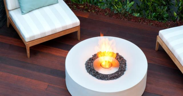 Fire Pit Table | Brown Jordan Fires