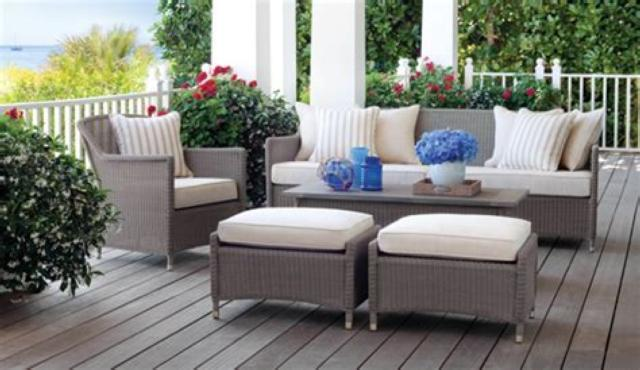 Outdoor Wicker Outdoor Furniture Casual Designs Of Cape Cod Cape