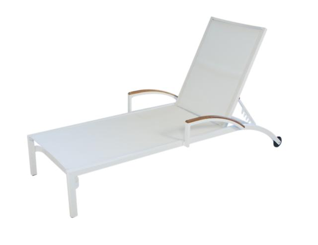 Chaise Lounge | Lloyd Flanders