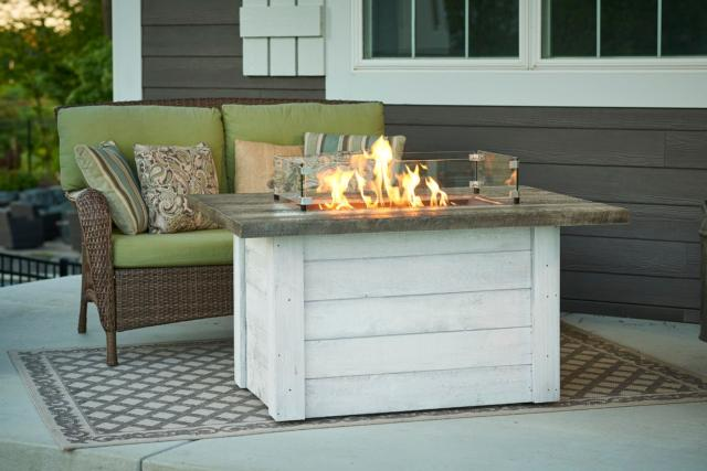 Fire Pit Table | The Outdoor Greatroom Company
