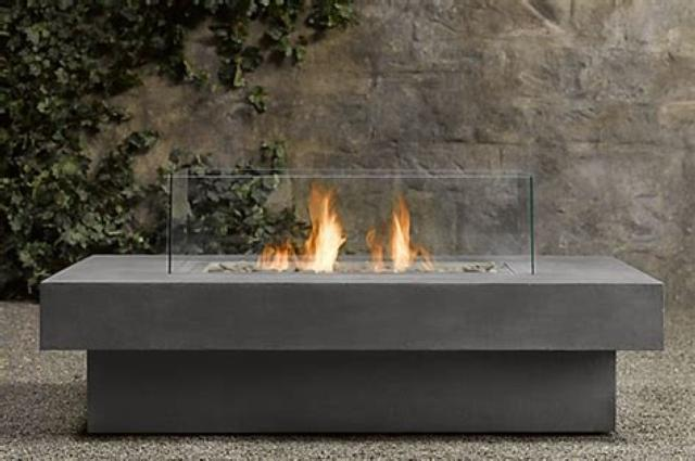 Fire Table | Patio Renaissance