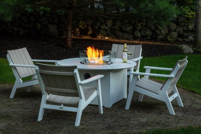 Fire Table | Seaside Casual Furniture