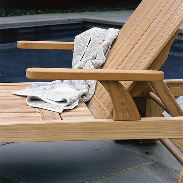 Chaise Lounge | Kingsley Bate