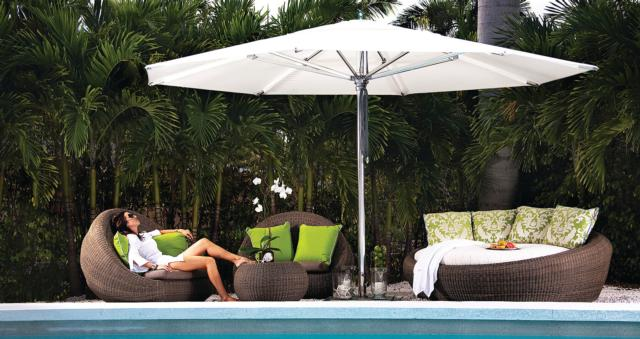 Umbrellas & Cantilevers | Tuuci