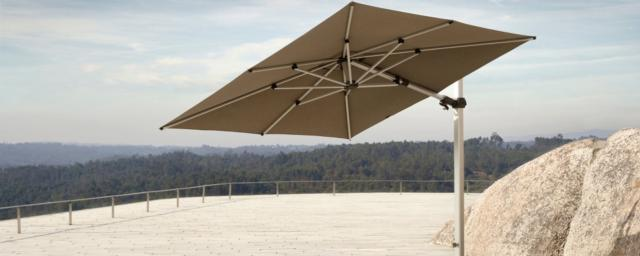 Jardinico Caractere Collection Umbrellas Cantilevers