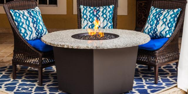 Fire Pit Table | Firetainment