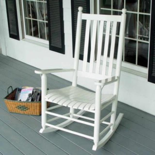 Rocking Chair   Troutman Chair
