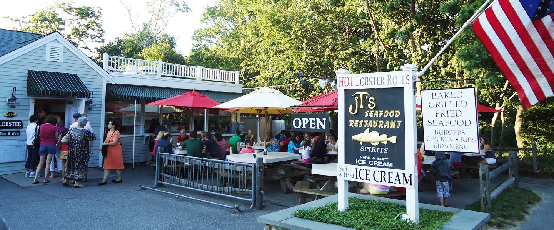 Jt S Cape Cod Seafood Restaurant Brewster